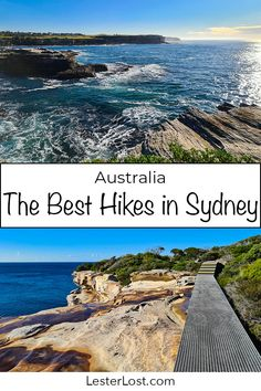 There are so many great walks in Sydney. This is my guide to the best hikes in Sydney. Sydney hikes. Sydney bush walks. Hiking places in Sydney. Hiking trails in Sydney. Walks around Sydney. Sydney hiking. Sydney harbour walks. Sydney coastal walks. Walks in Sydney Harbour. Best Sydney walks. Hiking Places, Hiking Trails, Coogee Beach, New Zealand Travel Guide, Botany Bay, Australia Travel Guide, Travel Destinations, Travel Tips, Travel Guides