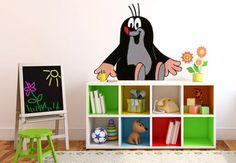 garderobe maulwurf mit flugzeug mit ablage der kleine maulwurf pauli von zden k miler im. Black Bedroom Furniture Sets. Home Design Ideas