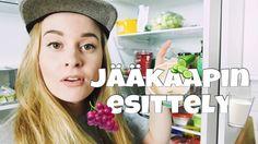 JÄÄKAAPIN ESITTELY