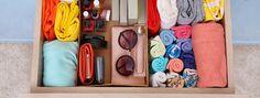 Konmari usulü ile dolabını nasıl düzenleyebilirsin? Dolabında yaz temizliği yapmadan önce dikkat etmen gerekenleri Cansu Dengey anlattı.