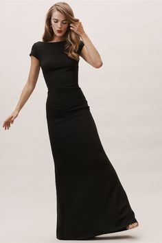 Look no further than BHLDN for the perfect selection of black tie dresses for any gala or black tie wedding. Shop formal black tie and gala dresses now! Black Bridal Parties, Bridal Party Dresses, Black Bridesmaids, Black Bridesmaid Dresses, Short Sleeve Dresses, Dresses With Sleeves, Gala Dresses, Formal Dresses, Bride Dresses