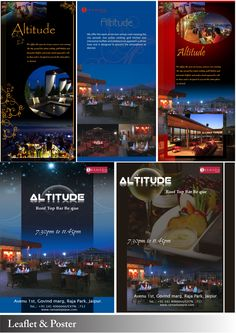 Brochure and Leaflet