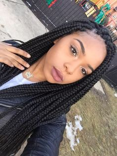 Box Braids |OfficialTune_|♔