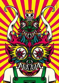 Finalistas | Concurso Premio a la ilustración latinoamericana 2014