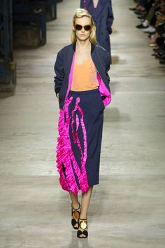 Dries Van Noten Spring 2016 Ready-to-Wear Collection  - ELLE.com