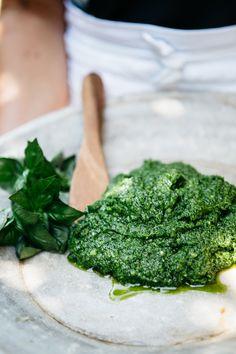 Green Kale & Avocado Pesto