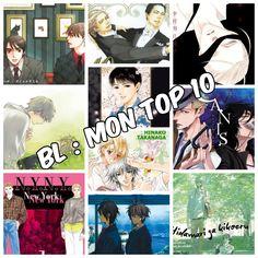 Boy's love : mon top 10 - Site de opaledefeu !