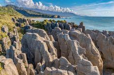 New Zealand South Island, Top Destinations, Natural Wonders, West Coast, Mother Nature, Mount Rushmore, Most Beautiful, National Parks, Pancake