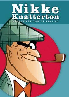 Cartoon Art, My Childhood, Finland, Movie Tv, Retro Vintage, Legends, Nostalgia, Cartoons, Old Things