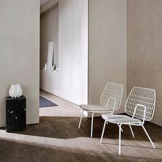 Coming soon... WM String Chairs by @menuworld #danishdesign #interiordesign #urbancouturedesigns #stying #architecture