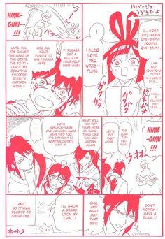 Magi: Kou siblings chp 4