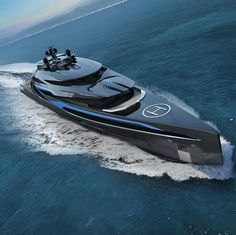 Power and beauty, elegance and luxury, aggression and allure! Velocity Luxury Yacht ⚓ 📷 by . Yacht Design, Boat Design, Super Yachts, Jets Privés De Luxe, Yatch Boat, Monaco Yacht Show, Yacht Interior, Interior Design, Luxury Interior