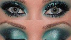 Outfit e makeup sui toni de verde