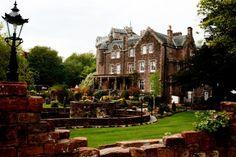 Crannag, or ancient meeting place at Scotlands premier wedding venue, Comlongon Castle