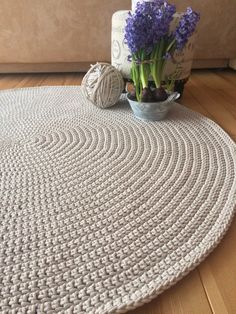 27 Best Handmade carpets from cotton cord Dywany ze