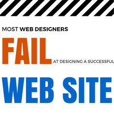 A web designer is usually the worst person to design your web site. The web isn't about looking pretty. The web is about giving web site visitors exactly what they want so that your site meets its objectives. In the business world, brains (and the right information) will always triumph over looks.  #marketing #business #quote #website #design #standout