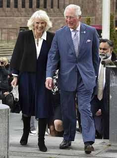 Prince Charles And Camilla, Prince Phillip, Duchess Of Cornwall, Duchess Of Cambridge, Coventry Cathedral, British Asian, Old Hospital, Camilla Parker Bowles, Street Performance