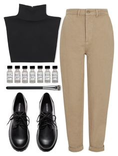 """""""#356"""" by the777 ❤ liked on Polyvore featuring Topshop, Michael Kors, H&M and MAC Cosmetics"""