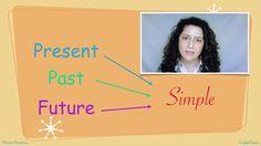 Μαθήματα Αγγλικών! Μάθε τους Απλούς Χρόνους στα Αγγλικά, με τρόπο εύκολο και διασκεδαστικό. Learn the Simple Tenses in English in a fun and easy way! English Lessons, Presents, Learning, Simple, Blog, Youtube, England, Gifts, Studying