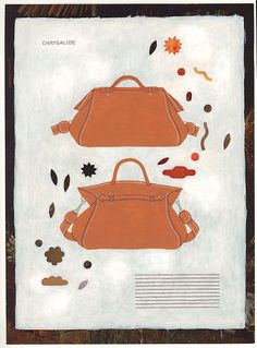 "Hermes: AN OBJECT IN MIND: ""Oxer"" bag in Barénia Calfskin and Clémence Taurillon"