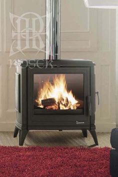 VAGON BLACK  double combustion 10kw PVP.938€. Order in to the picture.