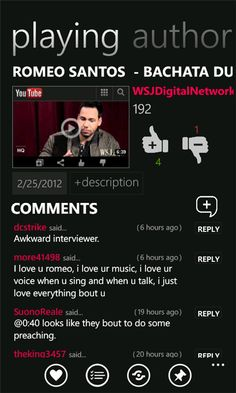 PrimeTube- a great looking way to access YouTube on Windows Phone.