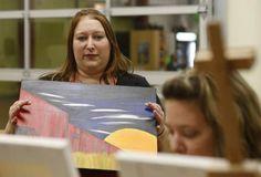 Ground Floor: New business owner is accidental artist | TheGazette