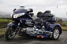 HONDA GOLDWING GL1800 PANTHER Custom Trikes, Custom Choppers, Trike Motorcycle, Motorcycle Types, Goldwing Trike, Touring Bike, Latest Images, Atv, Cars Motorcycles