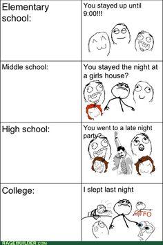 Funny Memes School Supplies tags school elementary school middle school high school sleeping funny m Stupid Funny Memes, Funny Relatable Memes, Funny Texts, Funny Quotes, Epic Texts, Funny Stuff, Funny Things, Random Things, Humor