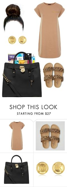 """Nicki Minaj Ft Cassie //: The Boys"" by queen-miy ❤ liked on Polyvore featuring American Eagle Outfitters, MICHAEL Michael Kors and Michael Kors"