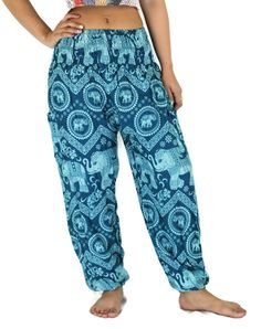 elephant pants | Elephant pants /Hippies pants /Harem pants Yoga pants Comfy pants one ...
