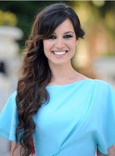 Nice Berenice Marlohe Hairstyle 2014 « Women's Hairstyles Trends