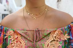 Sarah Accessori Moda necklaces