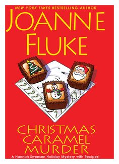 Kensington Publishing Corp: : Christmas Caramel Murder: A Hannah Swensen Holiday Mystery with Recipes!