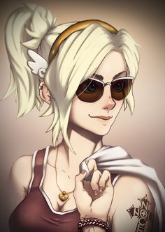 Overwatch - Casual Mercy