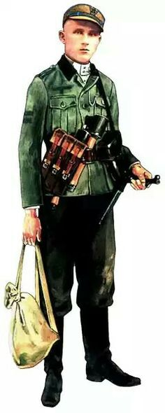 Ukrainian UPA soldier spring 1943, pin by Paolo Marzioli