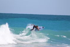 Down the beach perfection. ~Surfer: Zoe Benedetto ~Location: South Florida