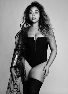 Jordyn Woods  represented by Wilhelmina International Inc.