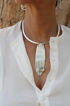 From IAMTHELAB.com LAB Partners Report: Introducing Maddalena Bearzi's amazing Handmade Jewelry