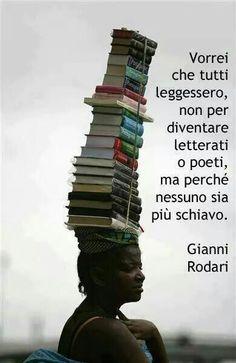 Gianni Rodari - Libertà - lettura