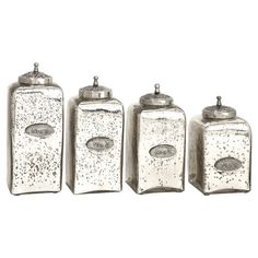 4-Piece Shanna Jar Set at Joss and Main