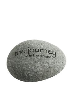 "Make it...or buy them before gone...a few more also...My Spirit Garden ""The Journey Is..."" Messenger Stone, Natural, http://www.myhabit.com/redirect/ref=qd_sw_dp_pi_li?url=http%3A%2F%2Fwww.myhabit.com%2Fdp%2FB00O633PCM"