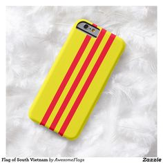 Flag of South Vietnam Barely There iPhone 6 Case