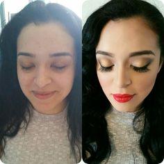 #MakeUp #Professional #Artist #MACboy #Maquillista #Maquillaje #BeforeAndAfter