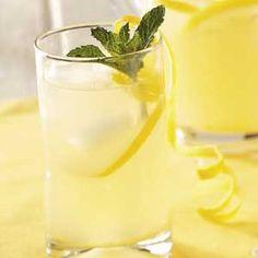 Lemon Quencher Recipe | Taste of Home Recipes