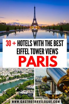 Over 30 top Paris hotels with Eiffel Tower view | hotels in Paris with Eiffel Tower view | Hotels in Paris with view | Best hotels in Paris with view | Top hotels in Paris with view | Paris hotels with view of Eiffel Tower |Paris hotels with Eiffel Tower view | Best hotels in Paris Eiffel Towers | hotels in Paris Eiffel Towers | tour Eiffel view hotel | hotel vue tour Eiffel | Paris hotel tour Eiffel | Best hotels in Paris with Eiffel Tower views Paris Travel Guide, Europe Travel Tips, European Travel, Travel Guides, Best Paris Hotels, Best Hotels, Top Hotels, Backpacking Europe, Europe Destinations