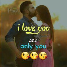 I love u alot my princess😭😭😭😭😭😍😘😘😘 Baby aap chill marke sb kuch karo sb thk hoga baby nd sab manenge i promisr bs aap baat krte rhna jide nal ohna nu lage ki u love me😔 Love Quotes For Her, Love Words For Her, Love Quetos, Romantic Quotes For Her, Love Song Quotes, Love Romantic Poetry, Love Picture Quotes, Cute Love Couple, Love Husband Quotes