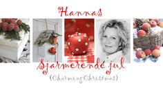 FANTASTIC ideas.. Sjarmerende jul (Charming Christmas) .. but these ideas are adaptable for all seasons. :)