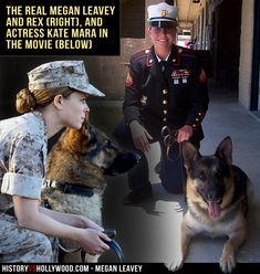 Megan Leavey Movie vs True Story of Sergeant Rex Military Dog Military Working Dogs, Military Dogs, Megan Leavey, Christian Films, War Dogs, Family Dogs, Dogs Of The World, Service Dogs, Women In History