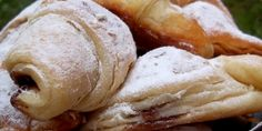 salenjaci - croatian sweet puff pastry wraps made with lard (recipe in croatian)